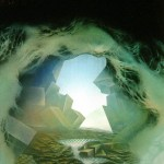 'Illuminated Inner Caverns' Limited Edition Print