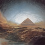 'The Pyramid' Limited Edition Print